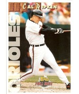 1993 topps full shot cal ripken jr proof baltimore orioles rare 1/1 base... - $1,299.99