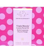 DRUNK ELEPHANT VIRGIN MARULA LUXURY FACIAL OIL 0.5 OZ  NEW BOX AUTHENTIC - $32.55