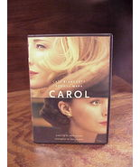 Carol DVD, Used, R, 2016, with Cate Blanchett and Rooney Mara - $7.95