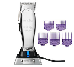 Andis MLC Cordless MASTER Clipper Lithium-Ion #12470 110-240 Volts W Bon... - $346.49
