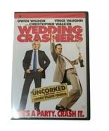 """Wedding Crashers, Uncorked"" w/ Owen Wilson (DVD, 2006, Unrated/Full Scr... - $6.58"