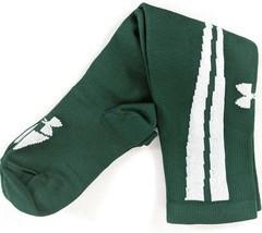 Under Armour Youth Soccer Socks Medium Green White Knee High 1 Pair (sks... - £6.36 GBP