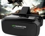 "SHINECON 2rd Virtual Reality BOX 3D Glass for 4"" - 6"" Smartphone"