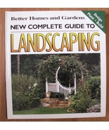 Better Homes and Gardens New Complete Guide to Landsca - $9.99