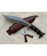 BRITISH GURKHA IRAQ OPERATION KHUKURI KHUKRI KUKRI KNIFE 8 INCH FULL TANG  - $54.45