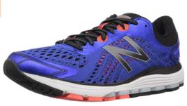 New Balance 1260 v7 Sz 9 M (D) EU 42.5 Men's Running Shoes Blue Orange M... - €95,27 EUR