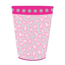 Sparkle Spa Party 16 Oz Plastic Keepsake Cup, Case of 12 - $24.71
