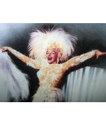 MARILYN MONROE 1991-5th BRADFORD ISSUE-THERES NO BUSINESS LI - $140.25