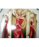 MARILYN MONROE 4th BRADFORD ISSUE PLATE-1991 HOW TO MARRY A  - $148.75