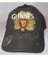 Guinness Beer Brewing Dublin Extra Stout Ball Type Cap Hat wth Harp Log... - $19.95