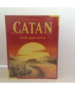 Catan 5th Edition Board Game 3 to 4 players CT3071 Brand New - $39.55