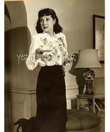Patricia Dunlap Today's Women radio show c1953 Photo - $9.99