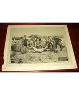Mack Sennett Vernon Dent Ralph Graves Silent Era Pathe Lobby - $49.99