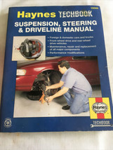 Haynes Techbook - Suspension, Steering & Driveline Manual #10345 - $20.73