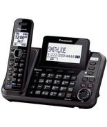 Panasonic KX-TG9541B Link2Cell 2-Line Cordless Phone (1 Handset) - $161.70