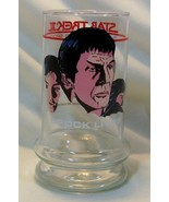 1984 Taco Bell Spock Lives Star Trek III Movie Drinking Glass Collectible - $7.25