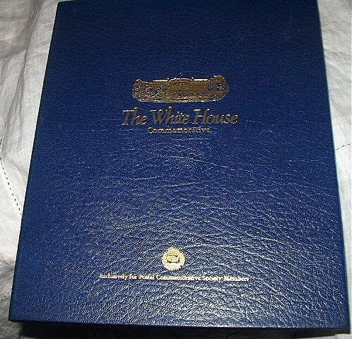 1980 THE WHITE HOUSE COMMEMORATIVE-180TH ANNIVERSARY