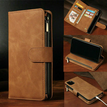 k1) Leather Wallet Magnetic flip back COVER For Samsung Galaxy S20 S20+ 20ultra - $91.09