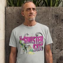 The Sinister Six t-shirt retro marvel comics silver age Kraven Electro Vulture image 3