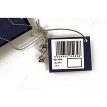 Swarovski Signature Swan Pendant with Chain Never Used in Box image 3