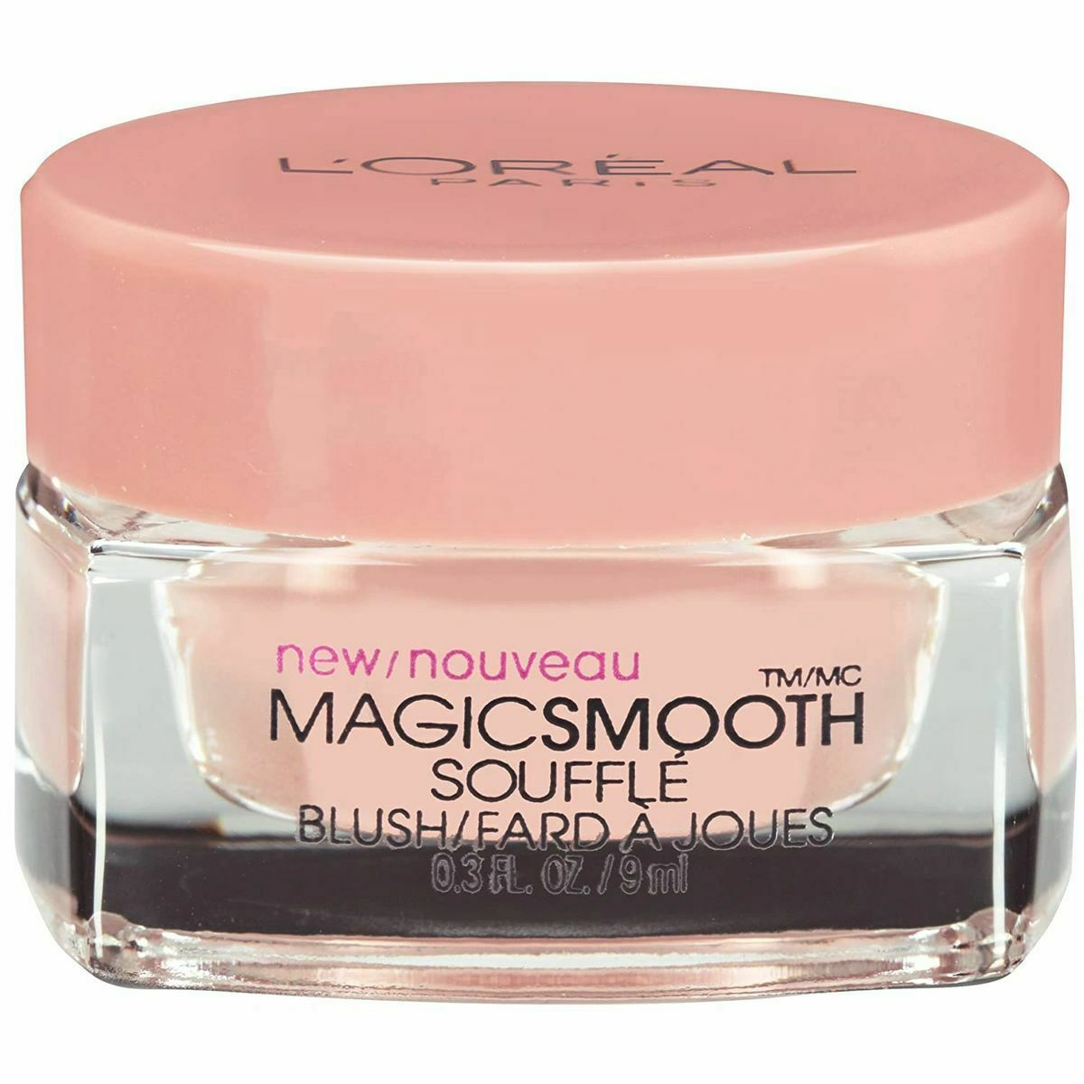 L'Oreal Paris Magic Smooth Souffle Blush, Celestial, 0.30 Ounces - $21.72