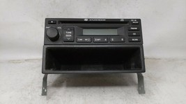 2005-2006 Hyundai Tucson Am Fm Cd Player Radio Receiver 92628 - $104.30