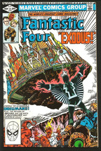 Fantastic Four #240 BYRNE / AUSTIN  VF/VF+ Marvel Comics  1991 INHUMANS - $4.95
