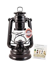 """Feuerhand Hurricane Lantern - German Made Oil Lamp - 10"""" with Care Pack ... - $61.51"""
