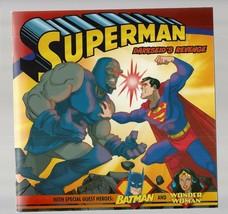 SUPERMAN  DARKSEID'S REVENGE  1ST PRINTING  Harper Festival  2012  MINT  - $33.75