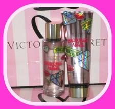 Victoria's Secret Fashion Show Backstage Angel Fragrance Mist & Lotion Set - $28.66