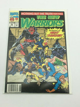 MARVEL Comics, The New Warriors #24 - June. 1992 FREE SHIPPING - $5.93