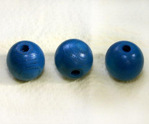 Beads 3big blue