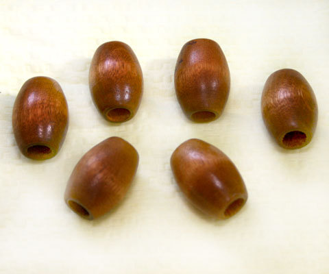 Beads 6wooden