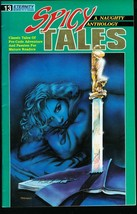 SPICY TALES #13-SPICY PULP BASED COMIC-WILD ISSUE! NM - $18.62