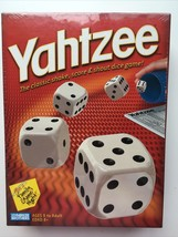 Yahtzee Game Dice Family Classic Game 2004 Parker Brothers Hasbro Ages 8... - $17.45