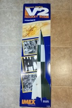 IMEX  1/16 Scale German Visible V2 Rocket Bomb Model #8000  - $365.00