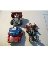 "Robo Power Activators Optimus Prime Mini Robot/ Truck Toy 4"" Hasbro Reti... - $15.83"