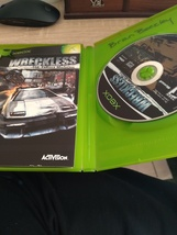 MicroSoft XBox Wreckless: The YaKuza Missions image 2