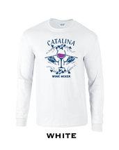 Catalina Wine Mixer funny California cali step humor Long Sleeve shirt - $21.00+