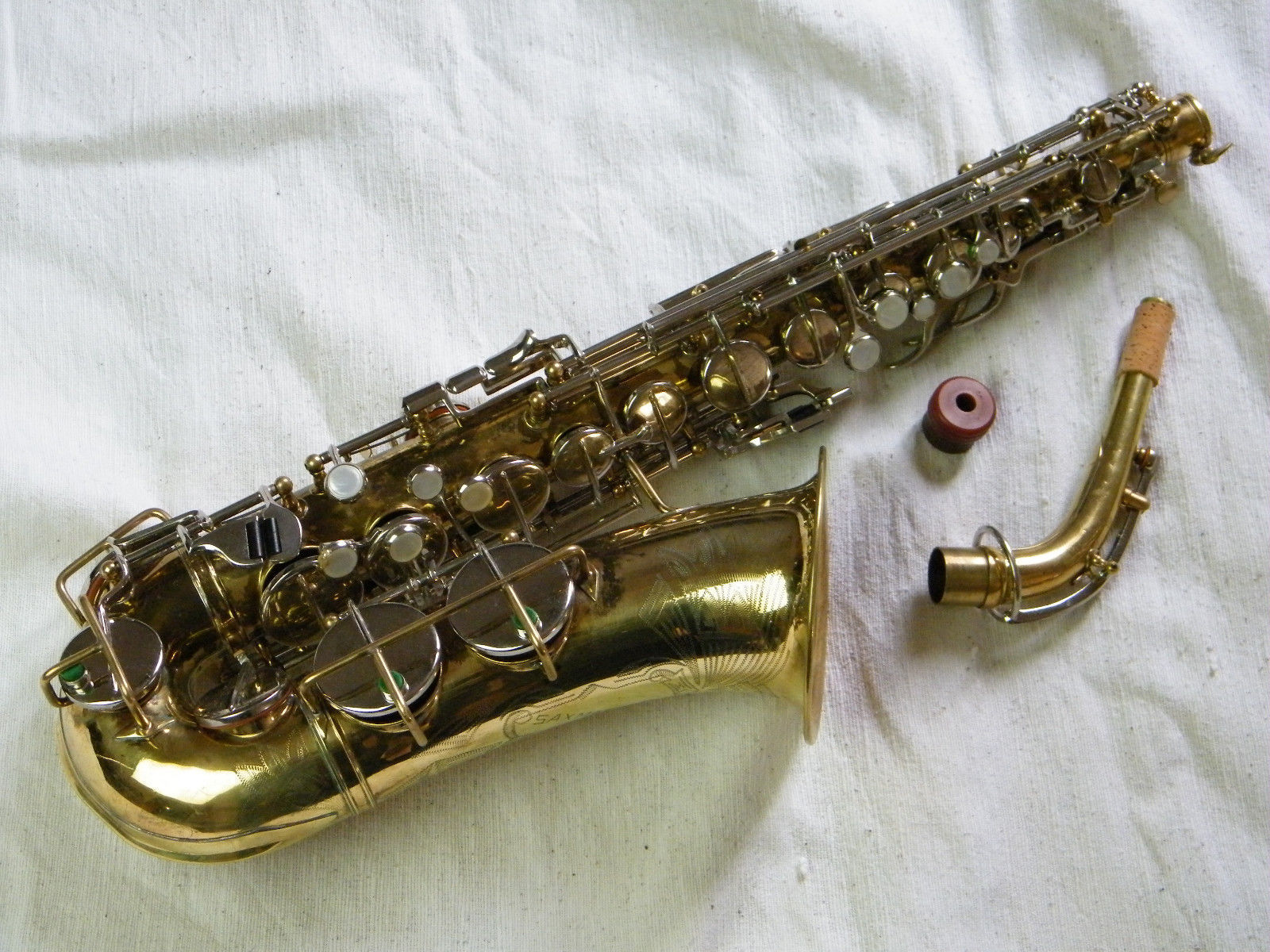 Primary image for Saxmaster (Weltklang) Saxo Alto (RTH) - SAXOPHONE SAXOPHON