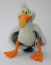 Adorable Plush Stuffed Animal Disney Scuttle Seagull from The Little Mer... - $39.59