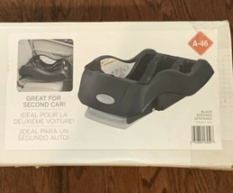 ✅Evenflo Embrace Infant Car Seat Base Black Quick-release  Baby Safety Care - $25.00