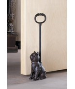 DOORSTOPS: CAT with HANDLE Door Stopper Cast Iron - $21.99