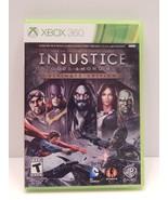 Injustice: Gods Among Us -- Ultimate Edition (Microsoft Xbox 360, 2013) - $13.06