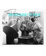 CAPTAIN KANGAROO CAST BOB KEESHAN AND MR FRED ROGERS SIGNED AUTOGRAPH 8x... - $17.99