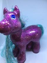 Vintage 1993 Magic Meadow Glitz And Glamour Pony Princess - $10.72