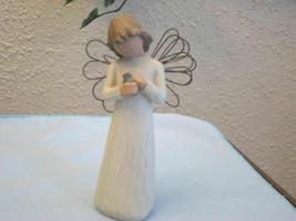 "Demdaco Willow Tree ""Angel of Healing"" Figurine by Susan Lordi 1999 - $15.00"