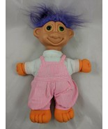 "Troll Light Glow Stick Plush Doll 12"" Plush BROKEN - $16.95"