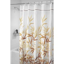 InterDesign Anzu Long Shower Curtain, Water-Repellent and Mold- and Mild... - $20.24
