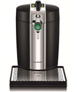 Krups VB700800 BeerTender Thermoplastic Beer Dispenser, Black - $599.00
